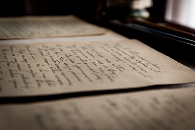 old-letters-436503_640